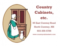 Country Cabinets, etc.