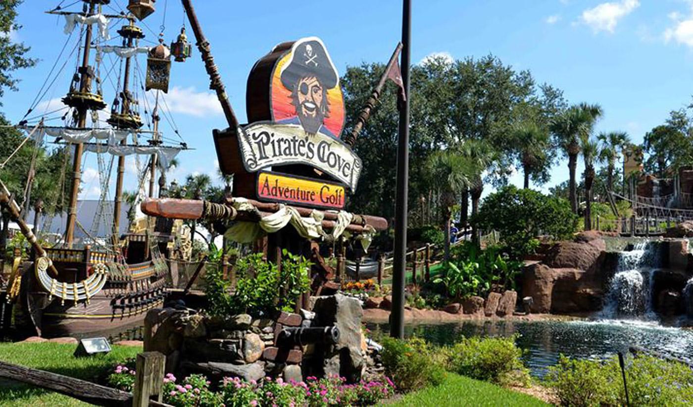 Orlando Pirate S Cove